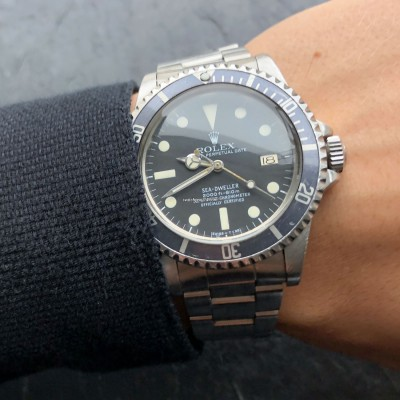 Rolex Sea-Dweller 1665 MK1