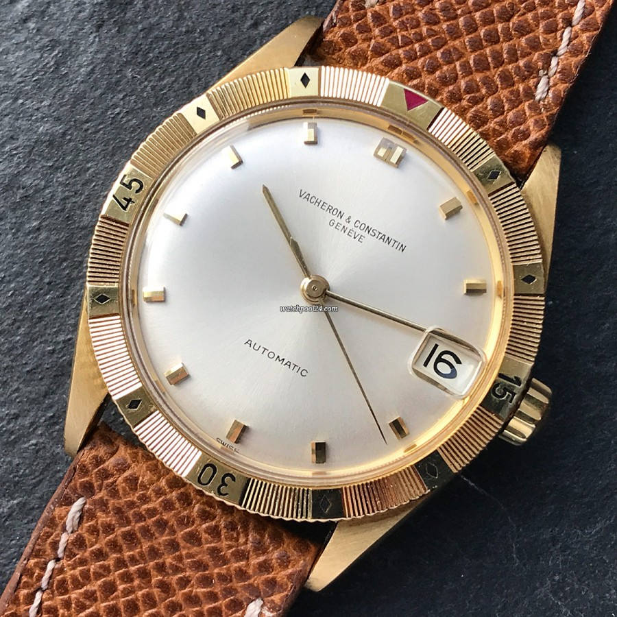 Vacheron Constantin Turnograph 6782 - a truly exceptional vintage timepiece from 1964