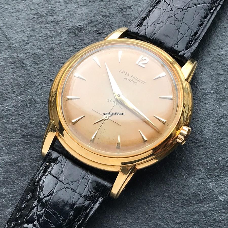 Patek Philippe Calatrava 2551 Disco Volante - eine beeindruckende Vintage-Armbanduhr von 1955