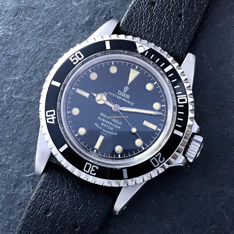 Tudor Oyster Prince Submariner 7928 - a rare diver's watch from 1964