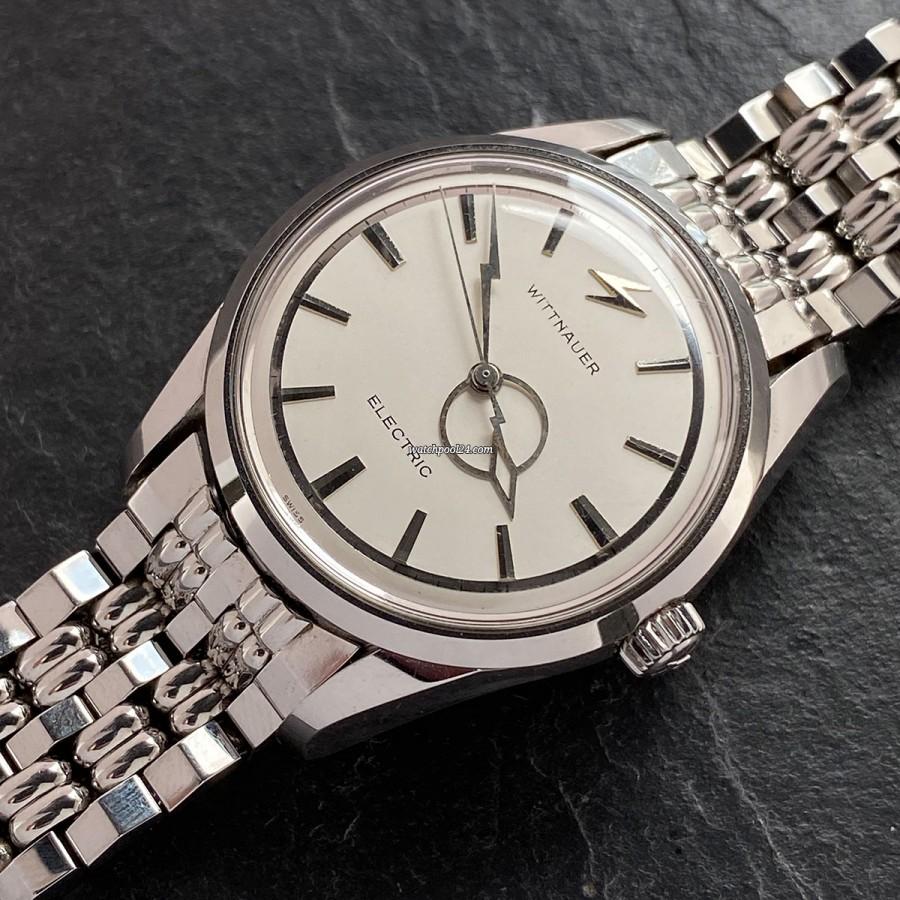 Wittnauer Electric JB Champion Armband