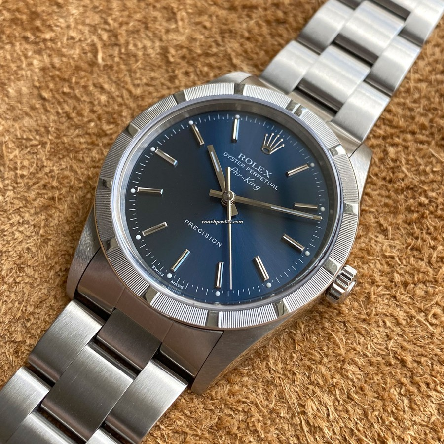Rolex Air-King 14010 Mint - mint Air-King from 1998