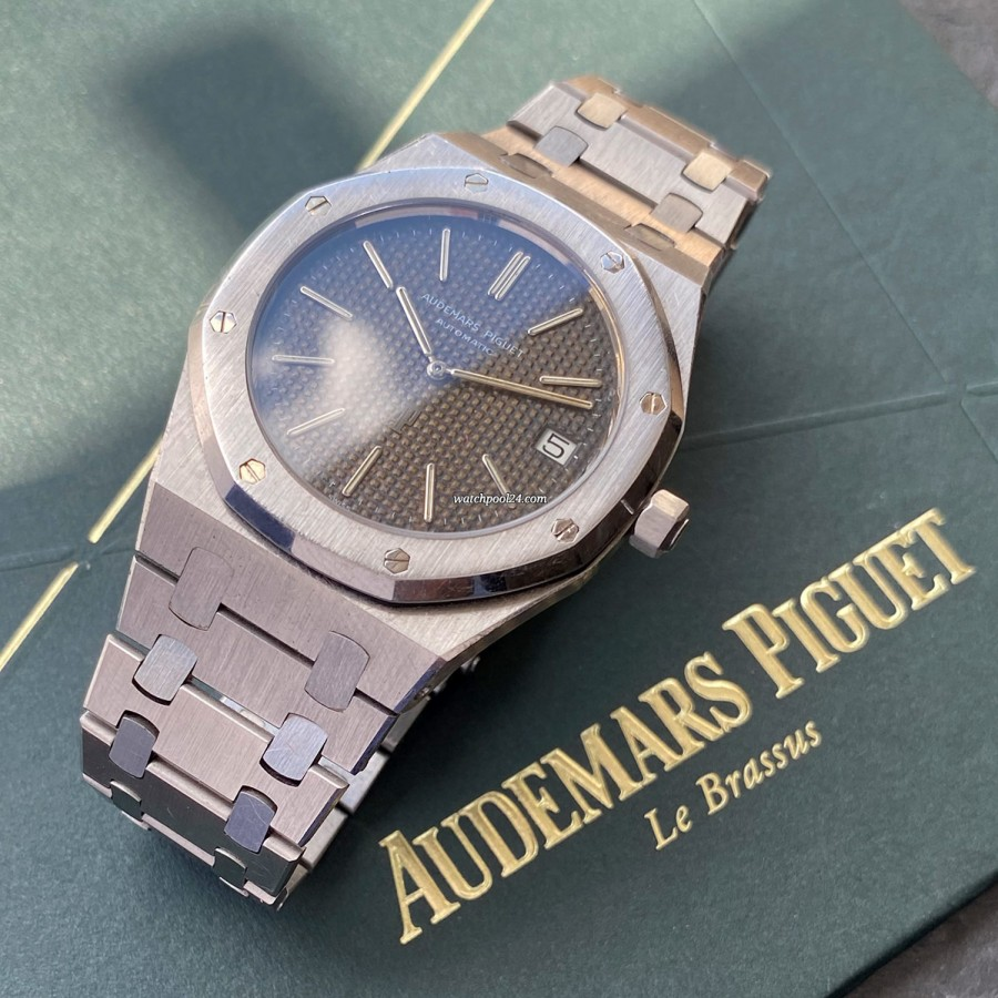 Audemars Piguet Royal Oak 5402 B-Series Tropical - an undisputed icon in its unique execution from 1975