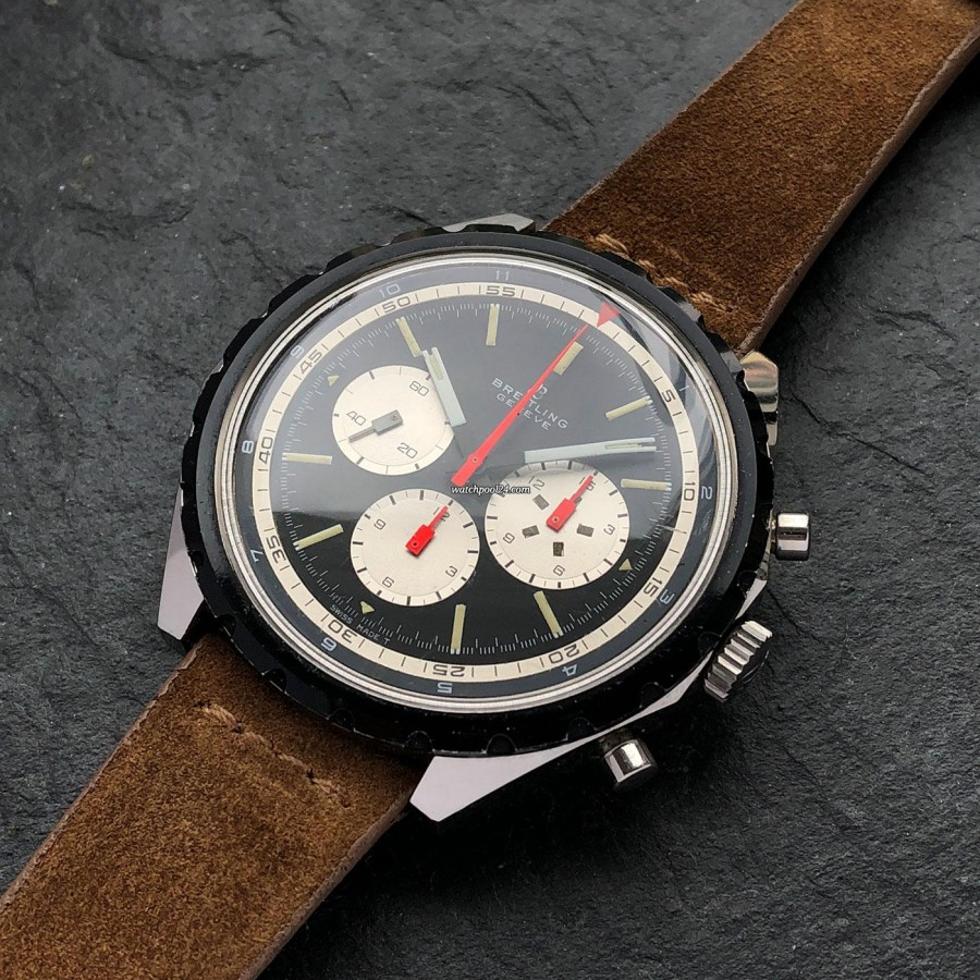 Breitling Co-Pilot 7652 Big Eye - a rare pilot watch