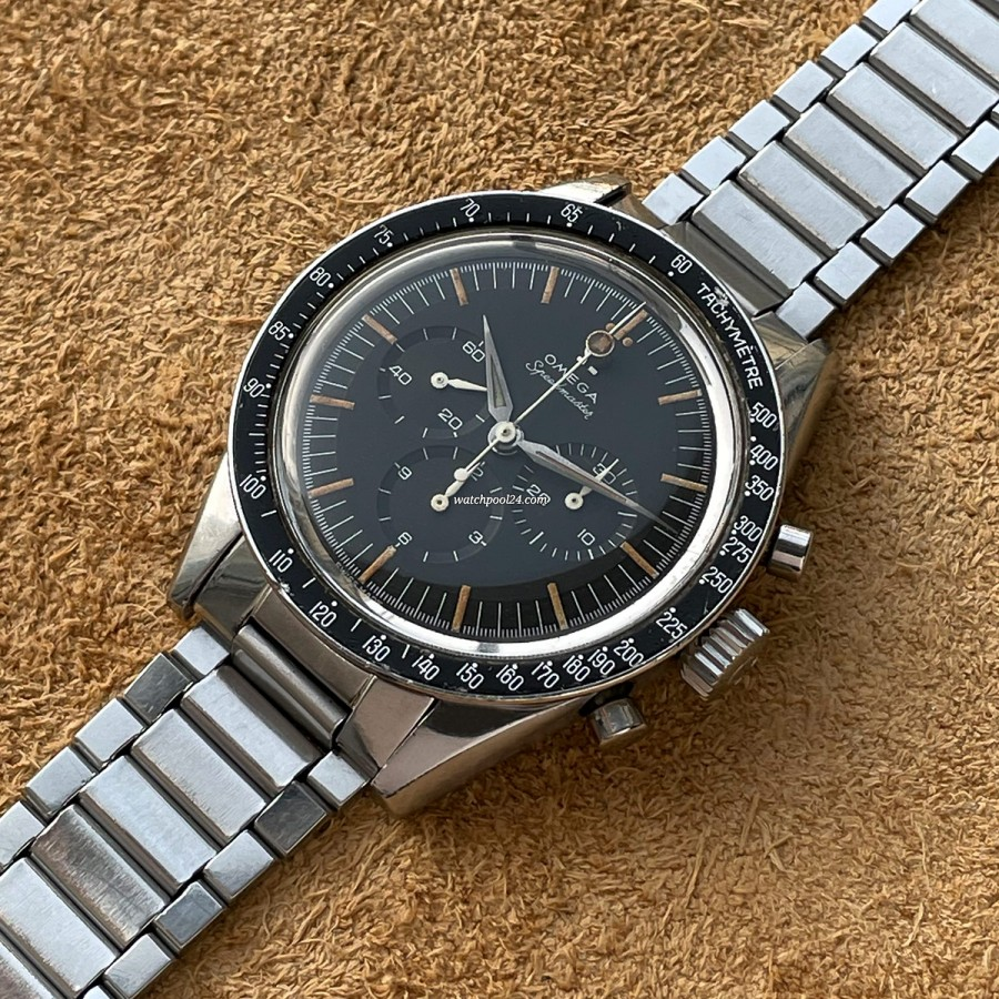 Omega Speedmaster 2998-3 Lollipop Hand - a vintage icon from 1961
