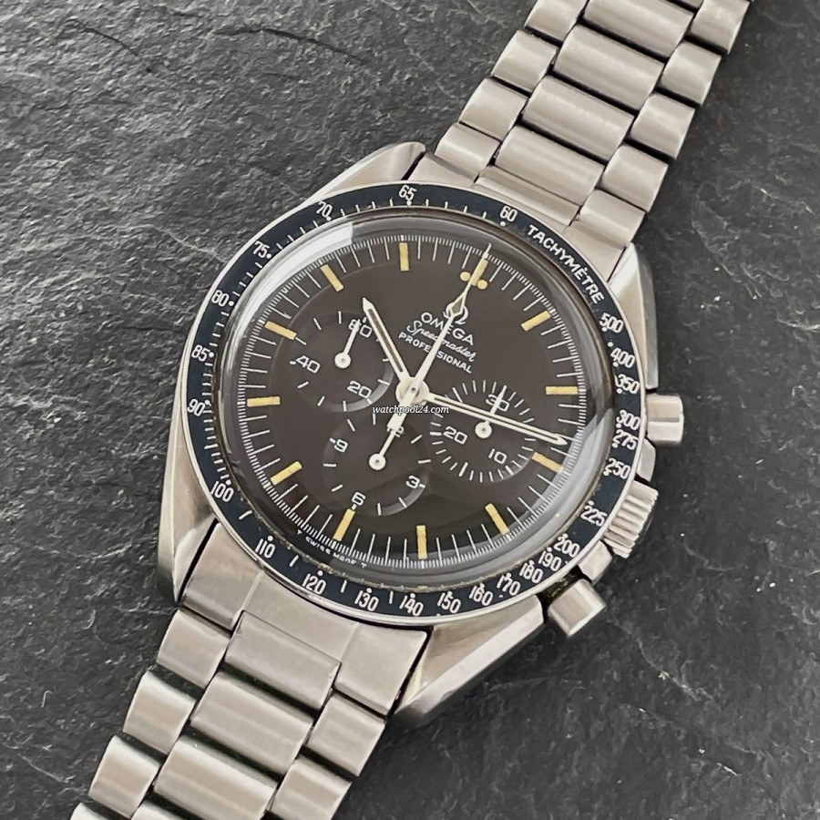 Omega Speedmaster 145.022-69ST Tropical Dial - iconic chronograph from 1970