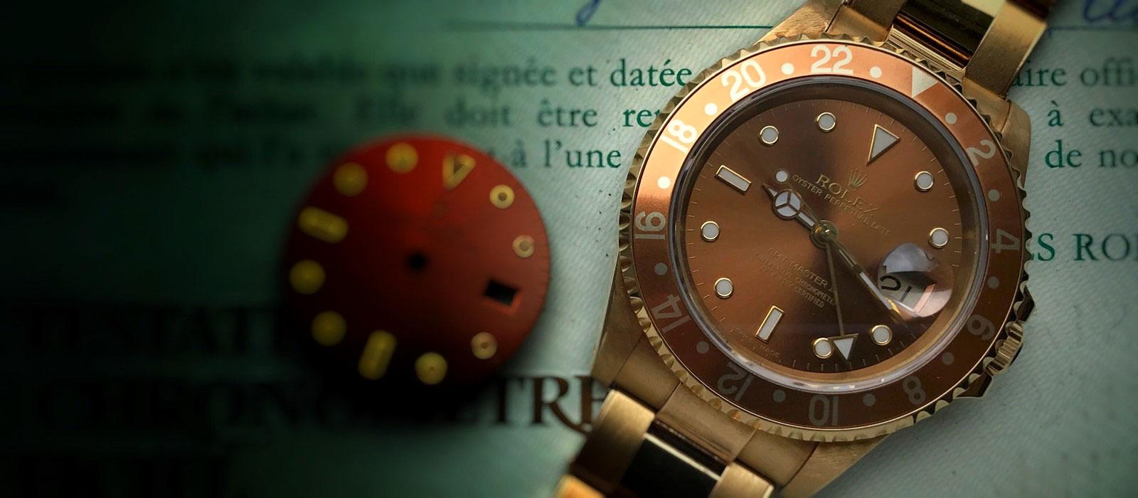 Rolex GMT Master 16718